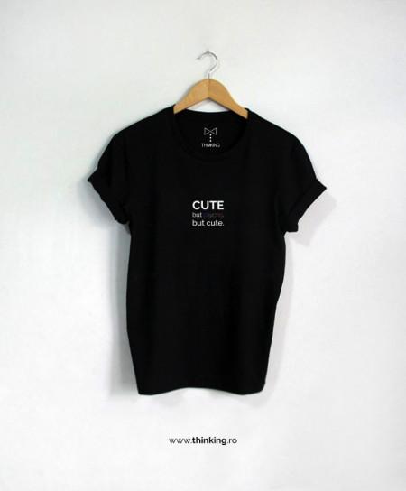tricou x cute but