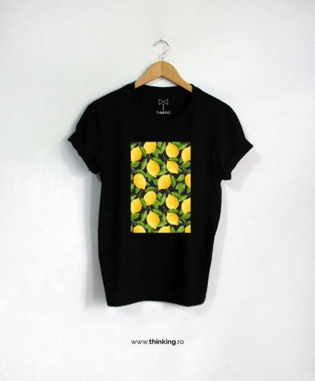 tricou x lemons
