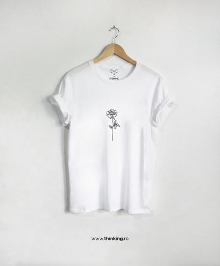 tricou x rose