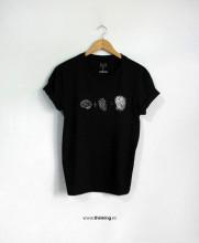 Brain heart [tricou]