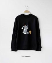 pulover x cartoons tom & jerry