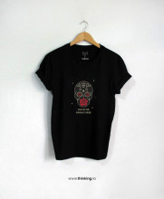 tricou x roses are red
