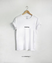 tricou x thinking #small