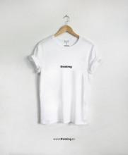 tricou x thinking #small