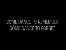 hanorac x dance to remember