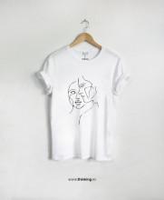 2faces [tricou]