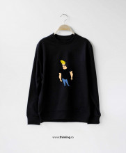 pulover x cartoons johnny bravo