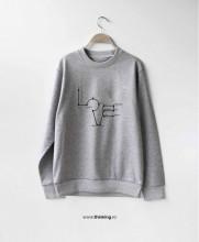 pulover x love