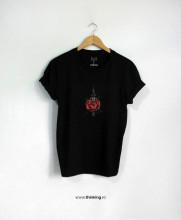 Knife rose [tricou]