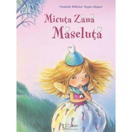 Micuta Zana Maseluta. Carte pentru copii.