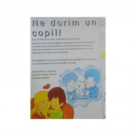 Prima mea carte despre sex si corpul meu. Editura Aquila.