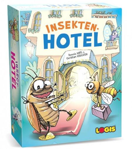 Joc distractiv pentru copii, Hotelul insectelor, Logis.