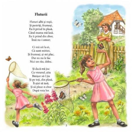 Poezii alese - Elena Farago.
