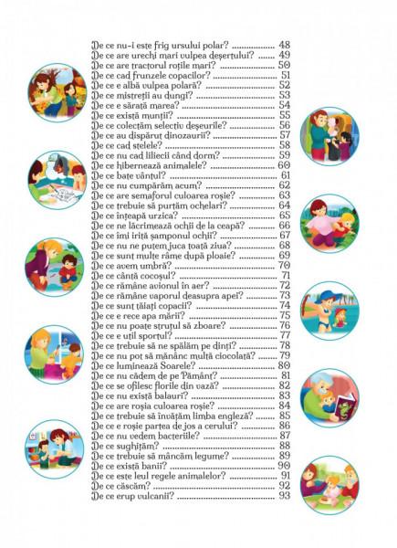 Marea carte a întrebărilor. Carte cu povesti.