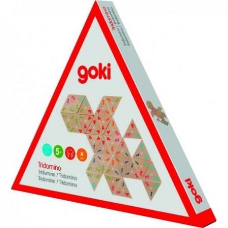 Tri Domino, Goki
