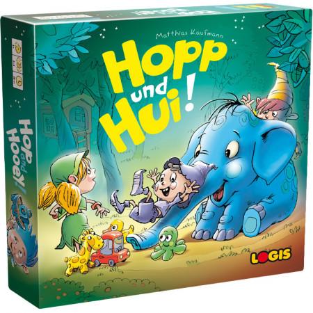 Joc educativ Hopa sus!, Logis