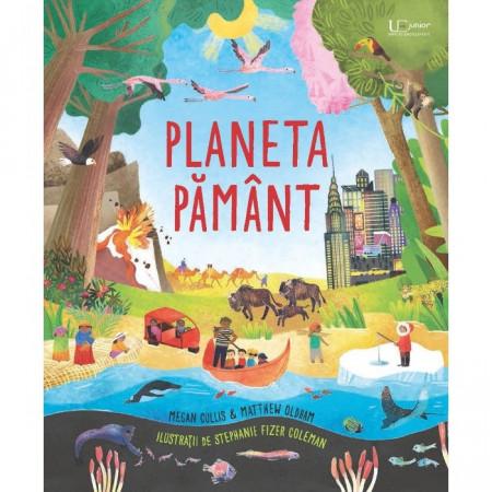 Planeta Pamant, Usborne carte in limba romana.