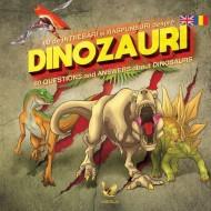 60 de întrebări și răspunsuri despre dinozauri. 60 Questions and Answers about Dinosaurs.