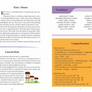 Learn English with Stories, 21 de povesti bilingve.