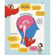 Cum functioneaza creierul uman, Usborne.