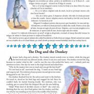 30 de povesti magice de seara. Volum de povesti bilingv roman-englez.