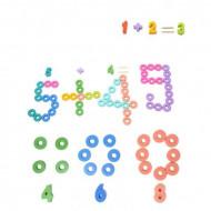 joc litere cifre si forme