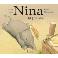 Nina si pisica. Carti pentru copii.