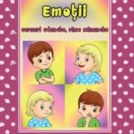 Cartea cu Emotii. Versuri adunate, rime minunate