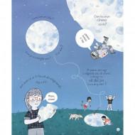 Luna, Usborne carte in limba romana.