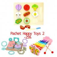 Pachet Happy Toys 2