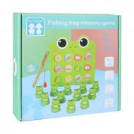 joc pesccuit si memorie joc lemn pentru copii