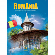 România. Atlas ilustrat bilingv român-englez.