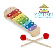 Xilofon din lemn Omida muzicala