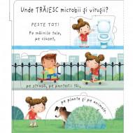 Ce sunt microbii? Usborne carte in limba romana.