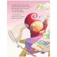 Fetita care coloreaza visele. Carti pentru copii.