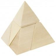 Puzzle 3D Piramida Goki, Joc de logica