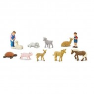 Tub figurine Animale prietenoase Safari Ltd