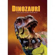 Dinozauri. Atlas ilustrat bilingv român-englez.