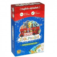 Zoolphabet English, Joc de societate pentru copii, Brainy Band.