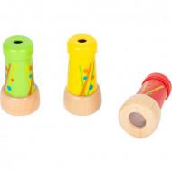 Jucarie din lemn Mini Caleidoscop, Small Foot.