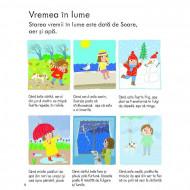 Prima mea carte despre lume, Usborne carte in limba romana.