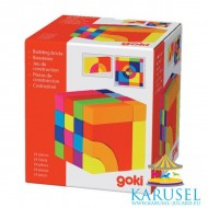 Set cuburi constructie GOKI