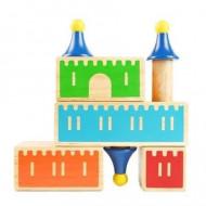 Joc din lemn Castle of Dreams, Joc logica + 4 ani.