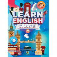 Learn English with Stories, 21 de povesti bilingve.