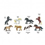 Tub figurine Ponei, Safari Ltd