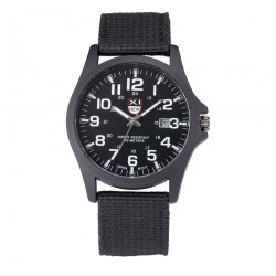 Ceas Barbatesc Military Gear Black