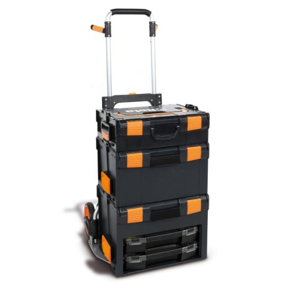 Cutii si valize mobile