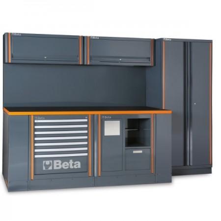 Poze Banc de lucru modular garaj C55AB