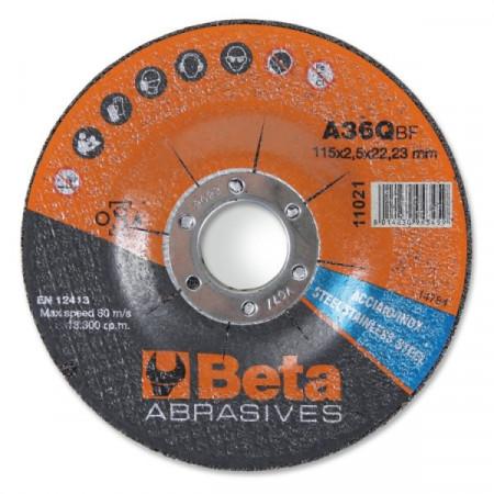 Poze Disc taiere otel si inox, tip oala, pentru polizor unghiular 11021