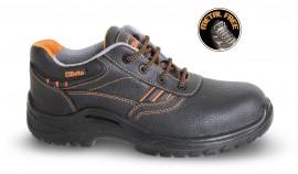 Poze Pantofi din piele naturală 7200BKK